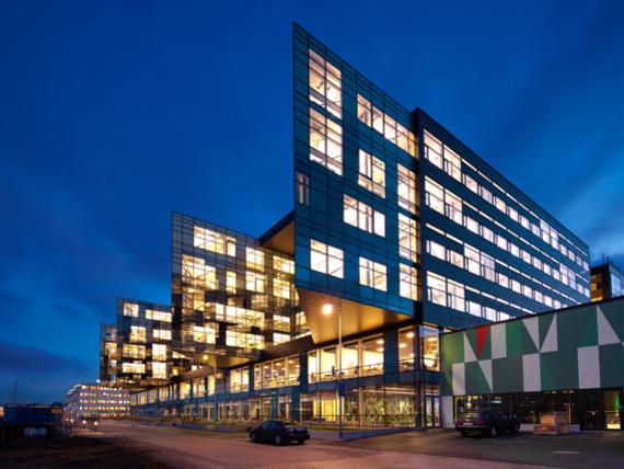 Lindholmen Science Park i Göteborg