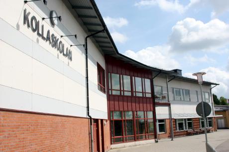 Kollaskolan i Kungsbacka är en F-5 skola med integrerad särskola